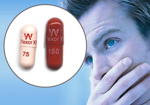 Effexor treatment for anxiety