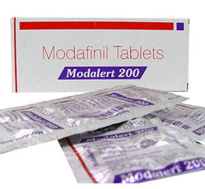 The true attribution of Modafinil