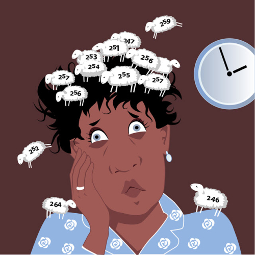 Insomnia treatment with Zopiclone